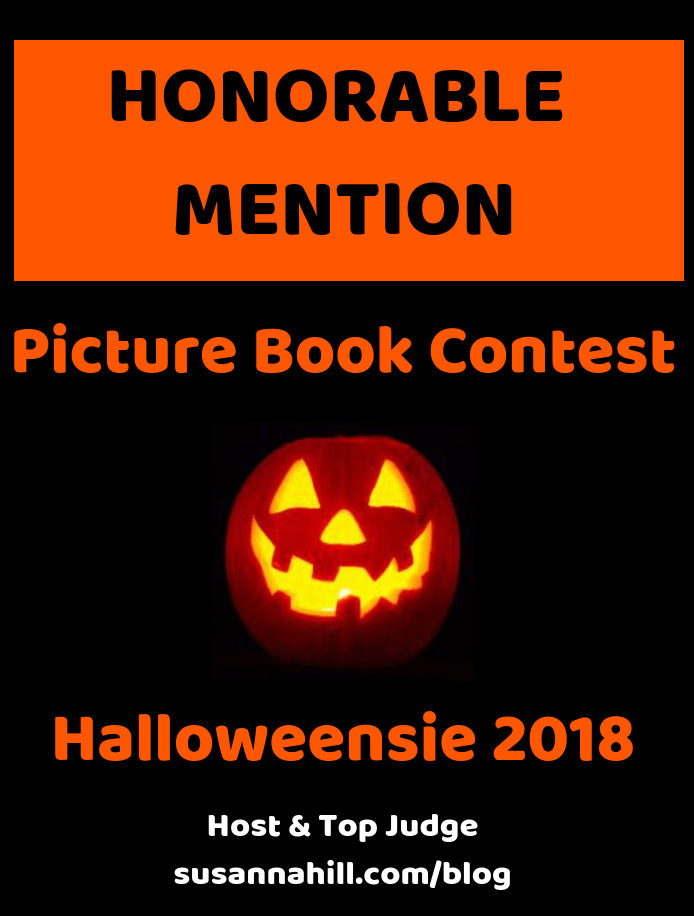 Halloweensie 2018 HM e-badge